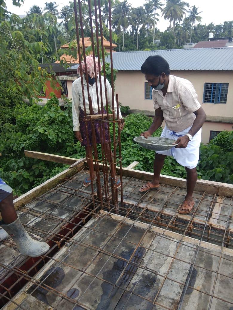 Slab Concrete